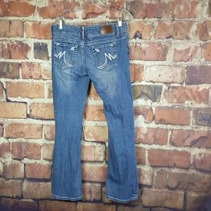 Maurices Womens Original Bootcut Jeans Size 5/6